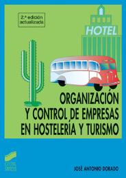 Organización y control de empresas en hostelería y turismo (2.ª edición)