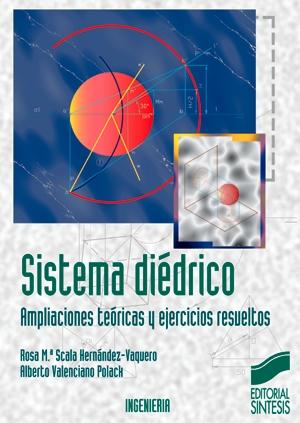 Sistema diédrico. Ampliaciones teóricas y ejercicios resueltos
