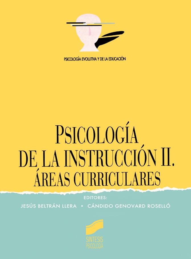 Psicología de la Instrucción II: áreas curriculares