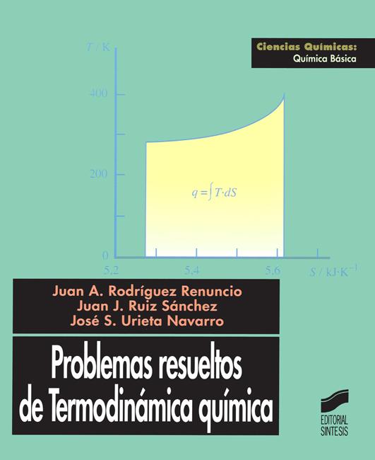 Problemas resueltos de termodinámica química