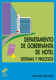 Departamento de Gobernanta de Hotel
