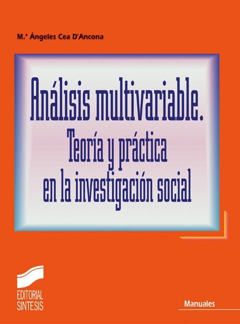 Análisis multivariable. Teoría y práctica