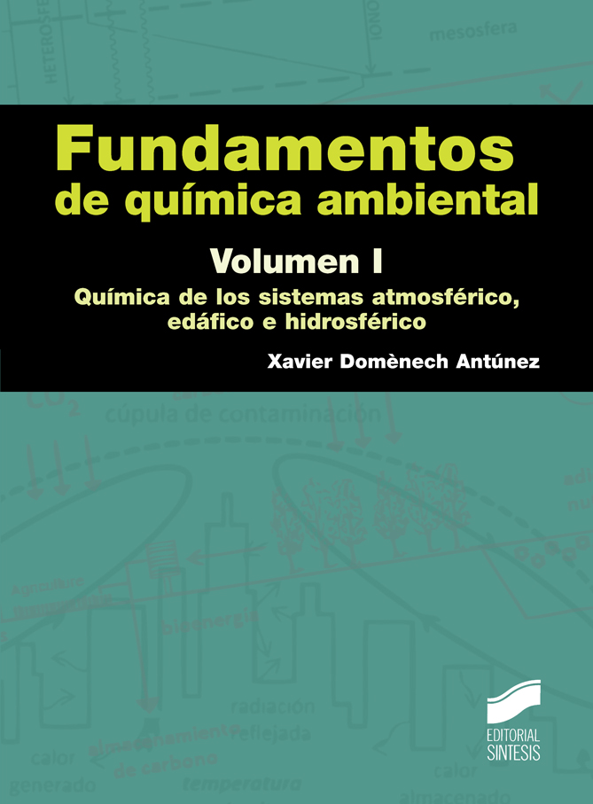 Fundamentos de Química ambiental. Volumen I