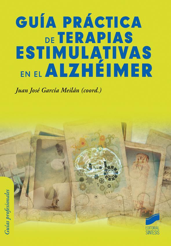 Guía práctica de terapias estimulativas en el alzhéimer