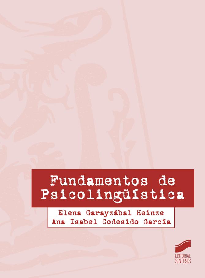 Fundamentos de Psicolingüística