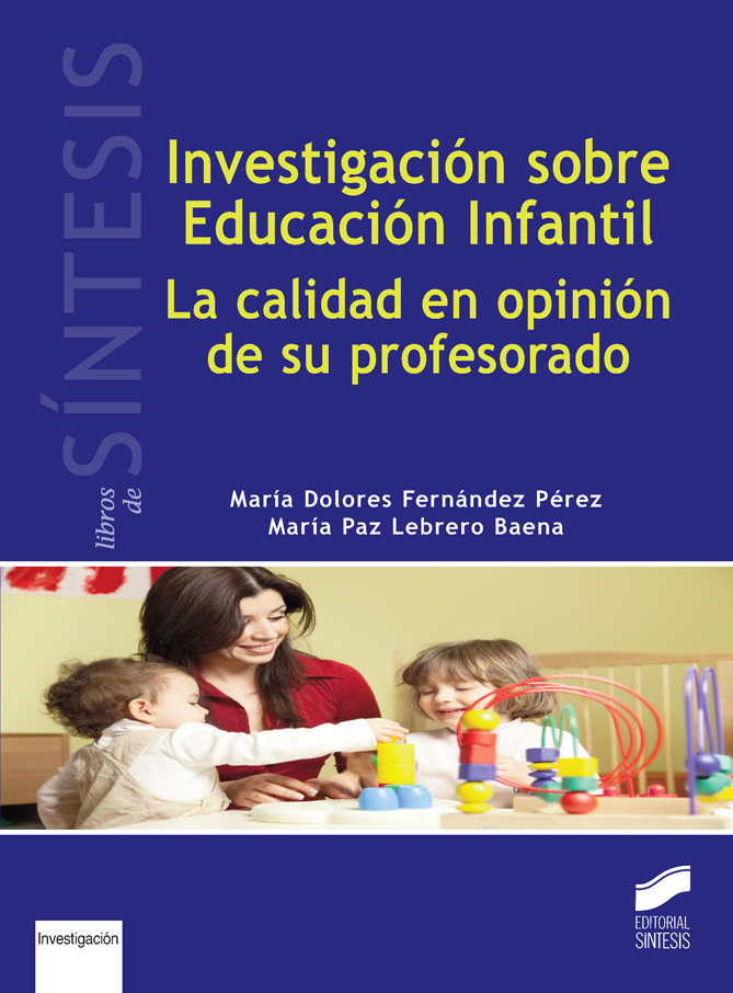 Investigación sobre Educación Infantil