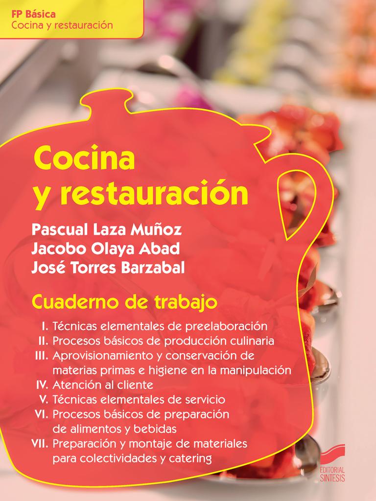 Cocina y restauración. Cuaderno de trabajo del alumno
