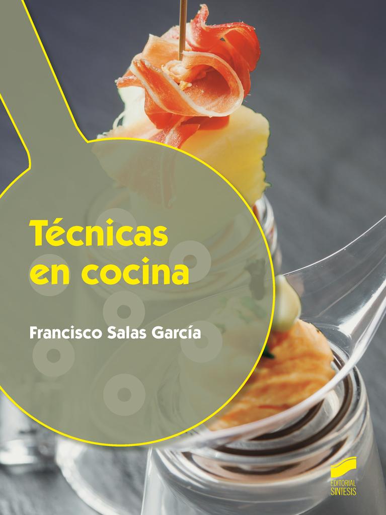 Técnicas en cocina