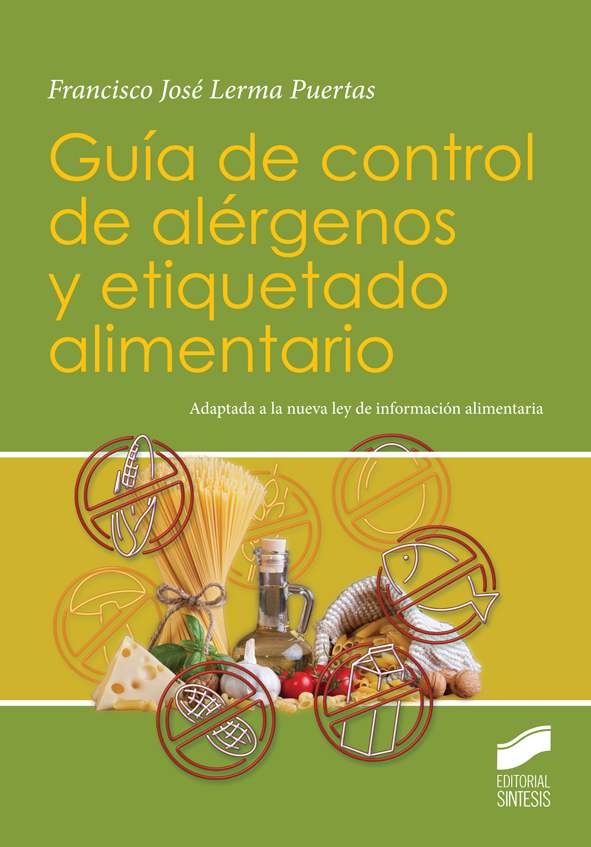 Guía de control de alergenos y etiquetado alimentario