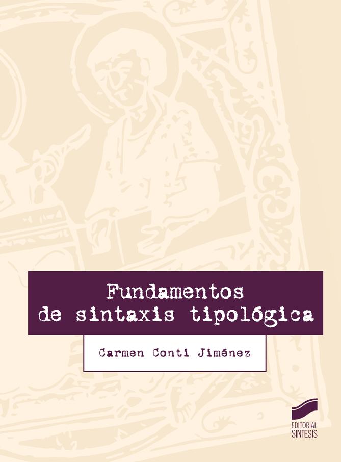 Fundamentos de sintaxis tipológica