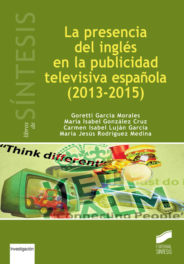 La presencia del inglés en la publicidad televisiva española (2013-2015)