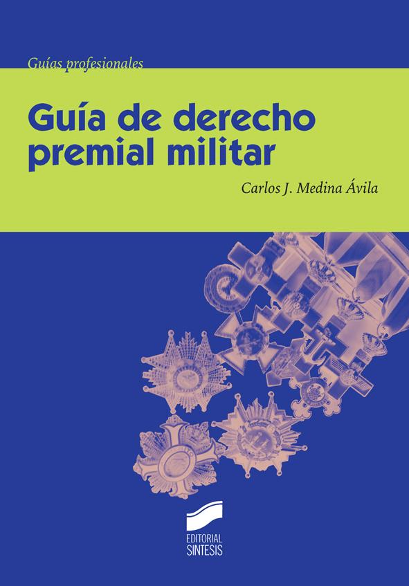 Guía de derecho premial militar