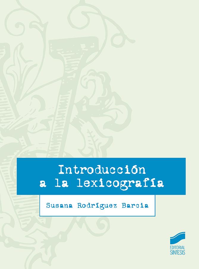 Introducción a la lexicografía