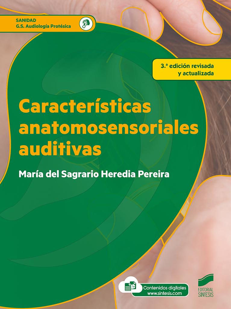 Características anatomosensoriales auditivas