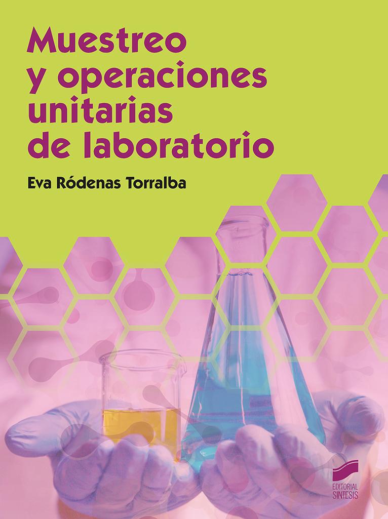 Muestreo y operaciones unitarias de laboratorio