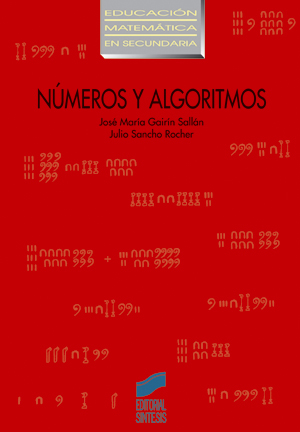 Números y algoritmos