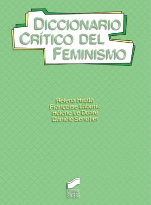 Diccionario crítico del feminismo