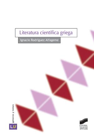Literatura científica griega