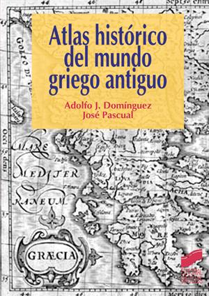 Atlas histórico del mundo griego antiguo
