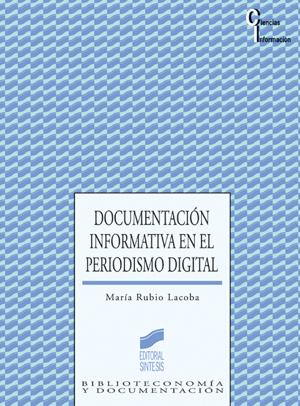 Documentación informativa en el periodismo digital