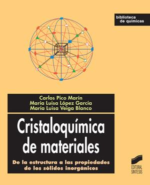 Cristaloquímica de materiales