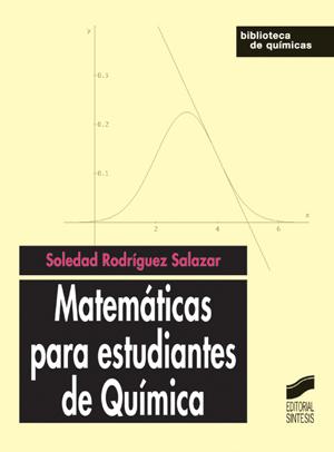 Matemáticas para estudiantes de Química