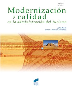 Modernización y calidad en la administración del turimo