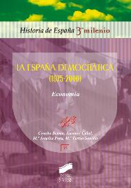 La España democrática (1975-2000). Economía