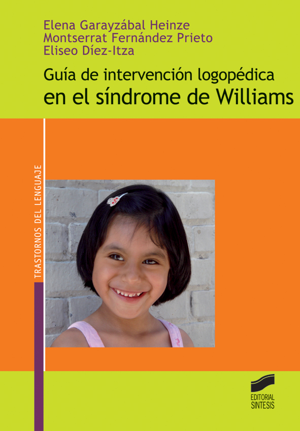 Guía de intervención logopédica en el síndrome de Williams