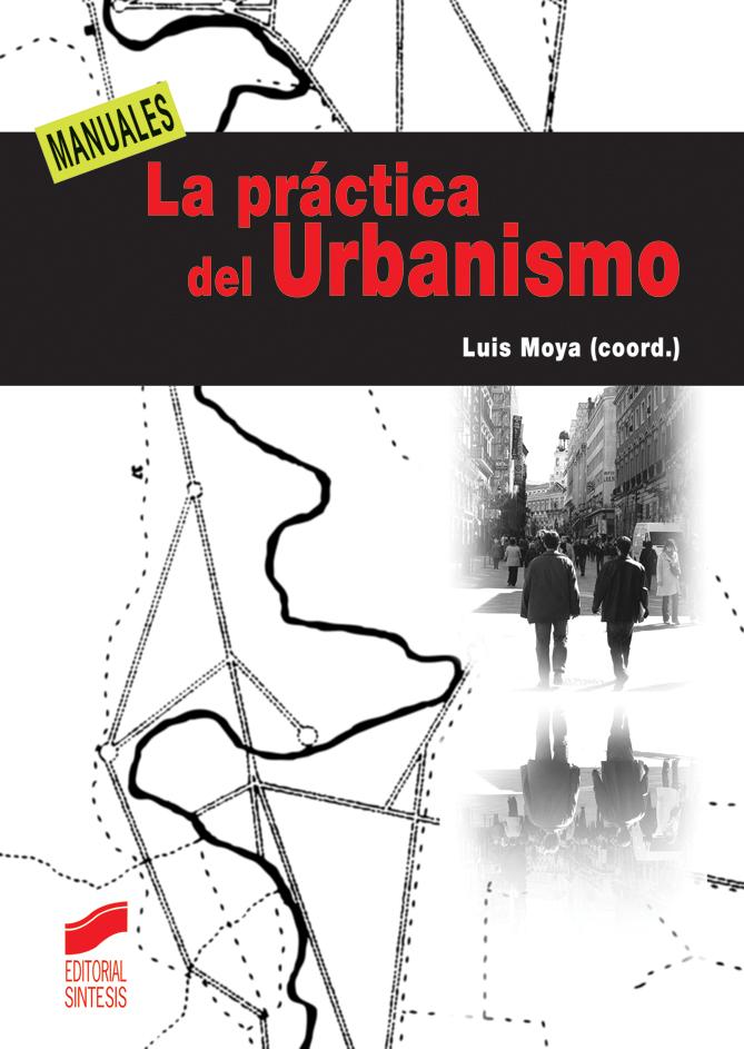 """Cubierta del libro """"La práctica del urbanismo"""""""