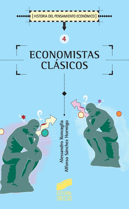 Portada del libro Economistas clásicos
