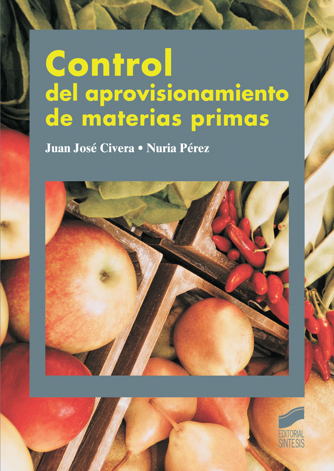 Control del aprovisionamiento de materias primas