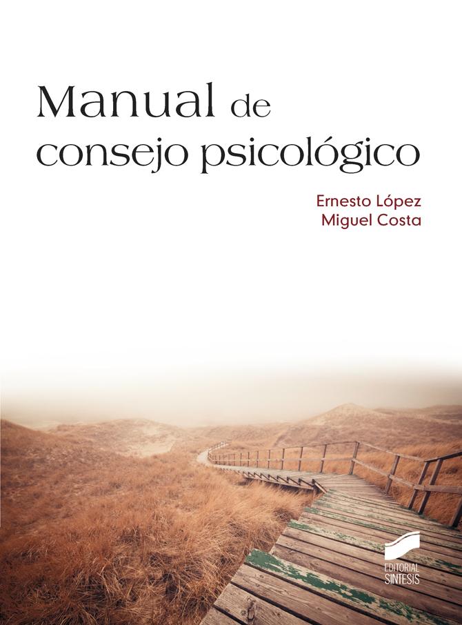 Manual de consejo psicológico
