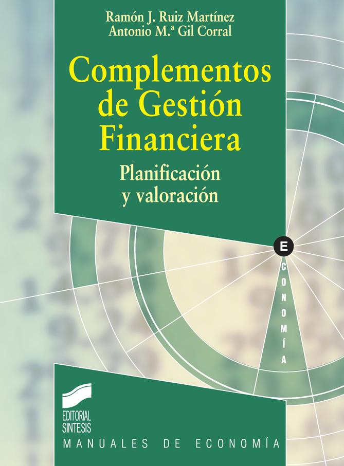 Complementos de Gestión Financiera