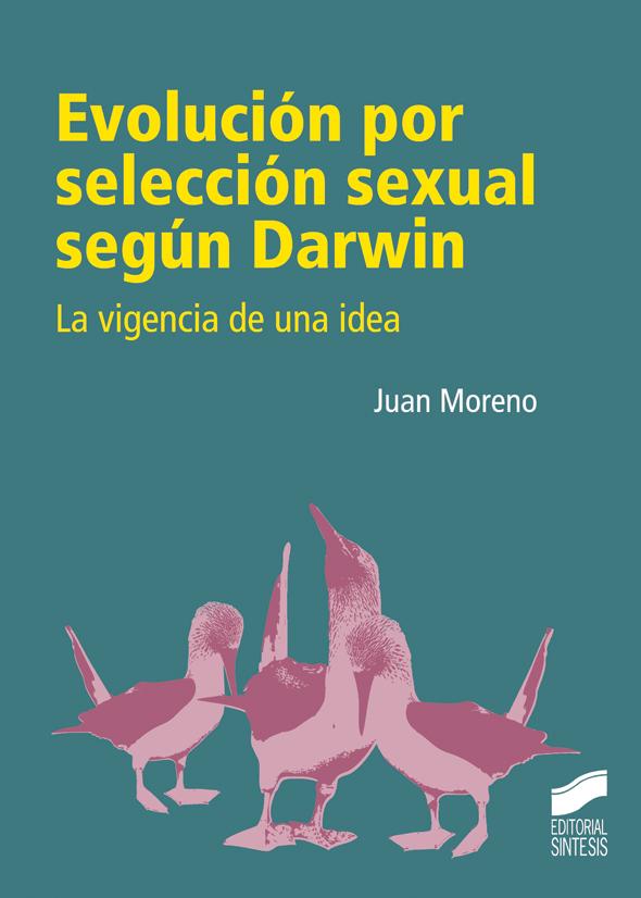 Evolución por selección sexual según Darwin