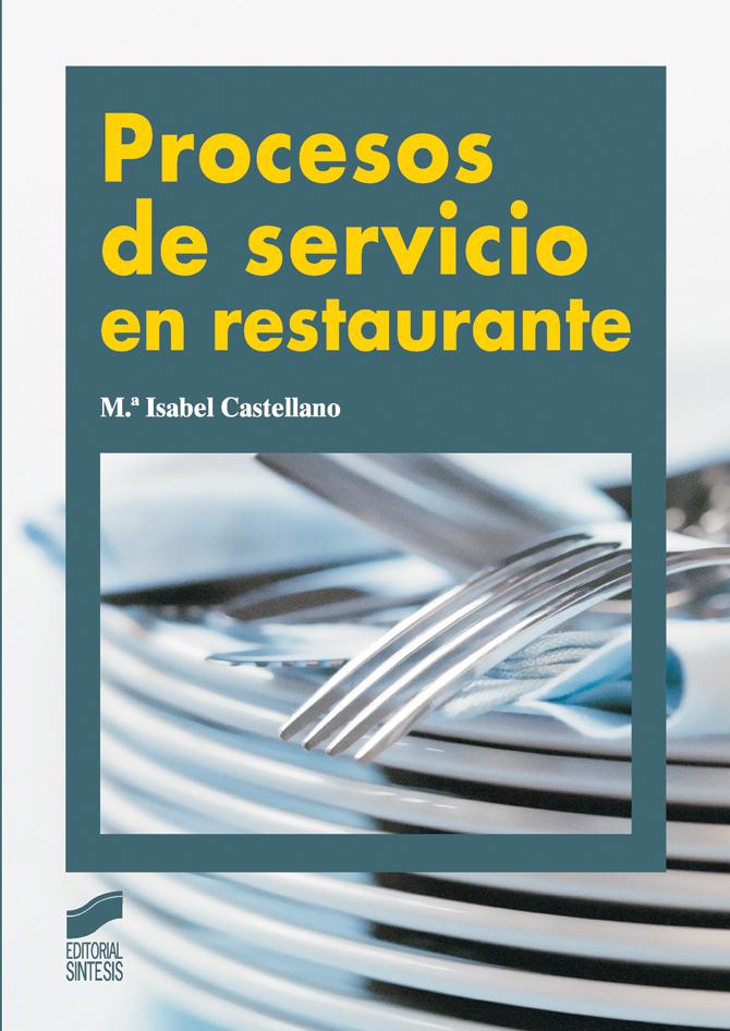 Procesos de servicio en restaurante