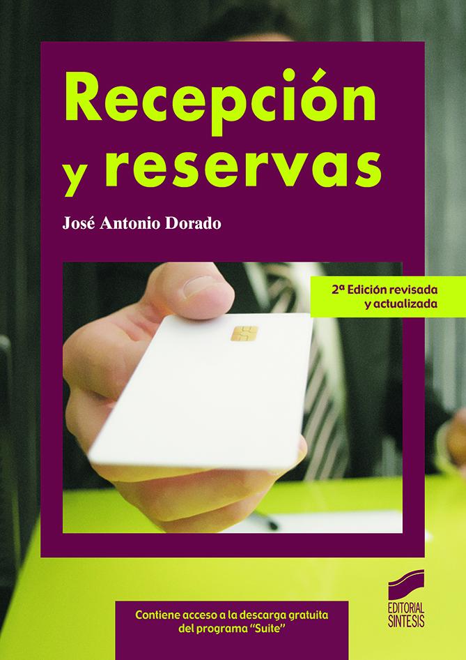 Recepción y reservas (2.ª edición revisada y ampliada)