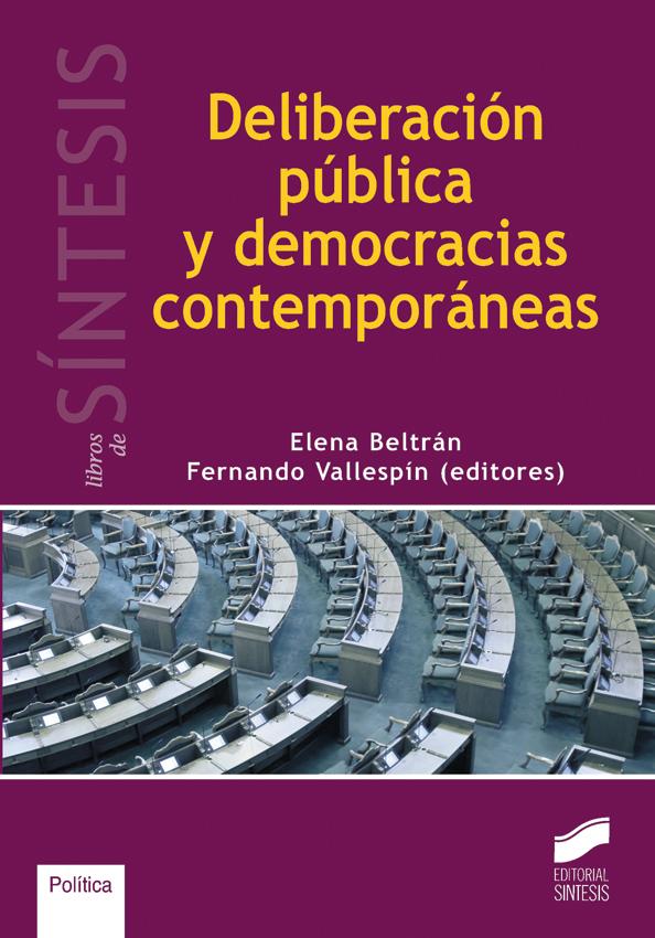 Deliberación pública y democracias contemporáneas