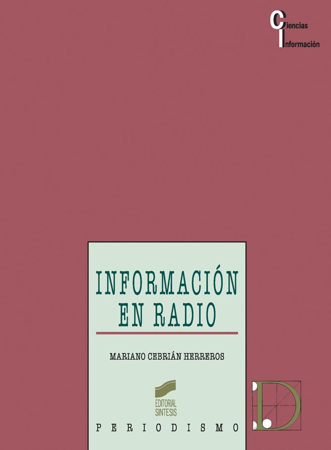 Información en radio