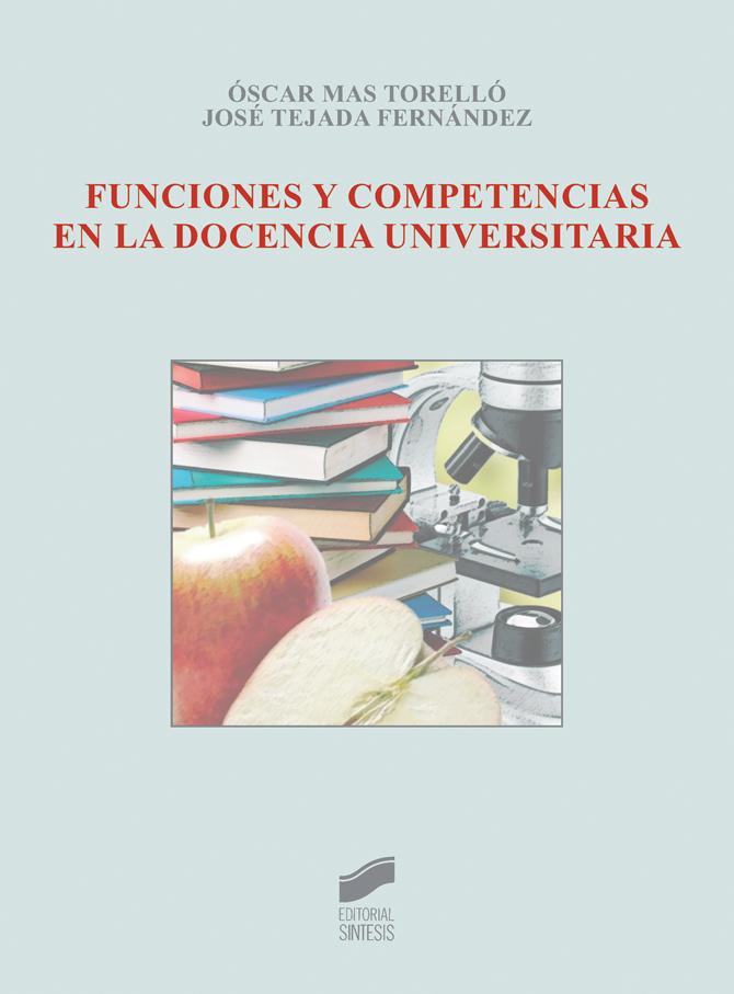 Funciones y competencias en la docencia universitaria