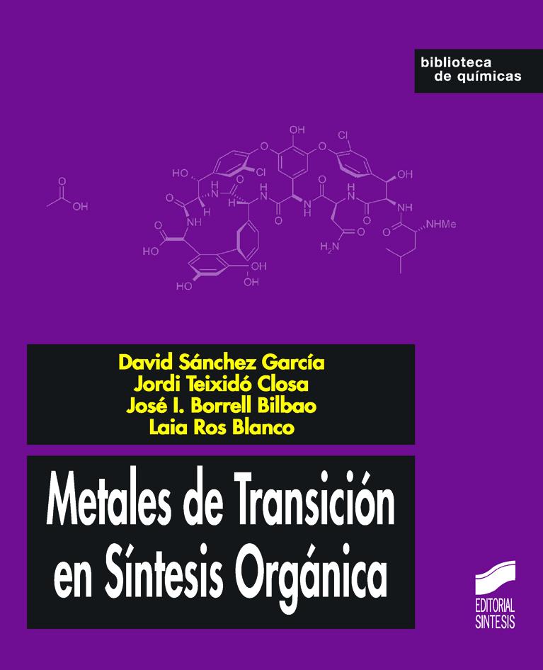 Metales de Transición en Síntesis Orgánica