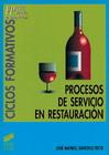 Procesos de servicio en Restauraci�n
