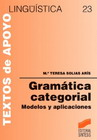 Gramática categorial