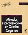 M�todos espectrosc�picos en Qu�mica Org�nica