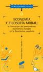 Economía y filosofía moral