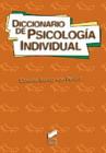 Diccionario de Psicología Individual